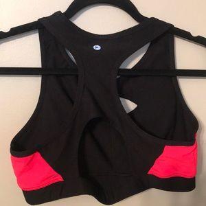90 Degree By Reflex Intimates & Sleepwear - Sports Bra with Cutouts